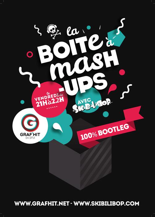 La Boîte à Mashups sur Graf'Hit