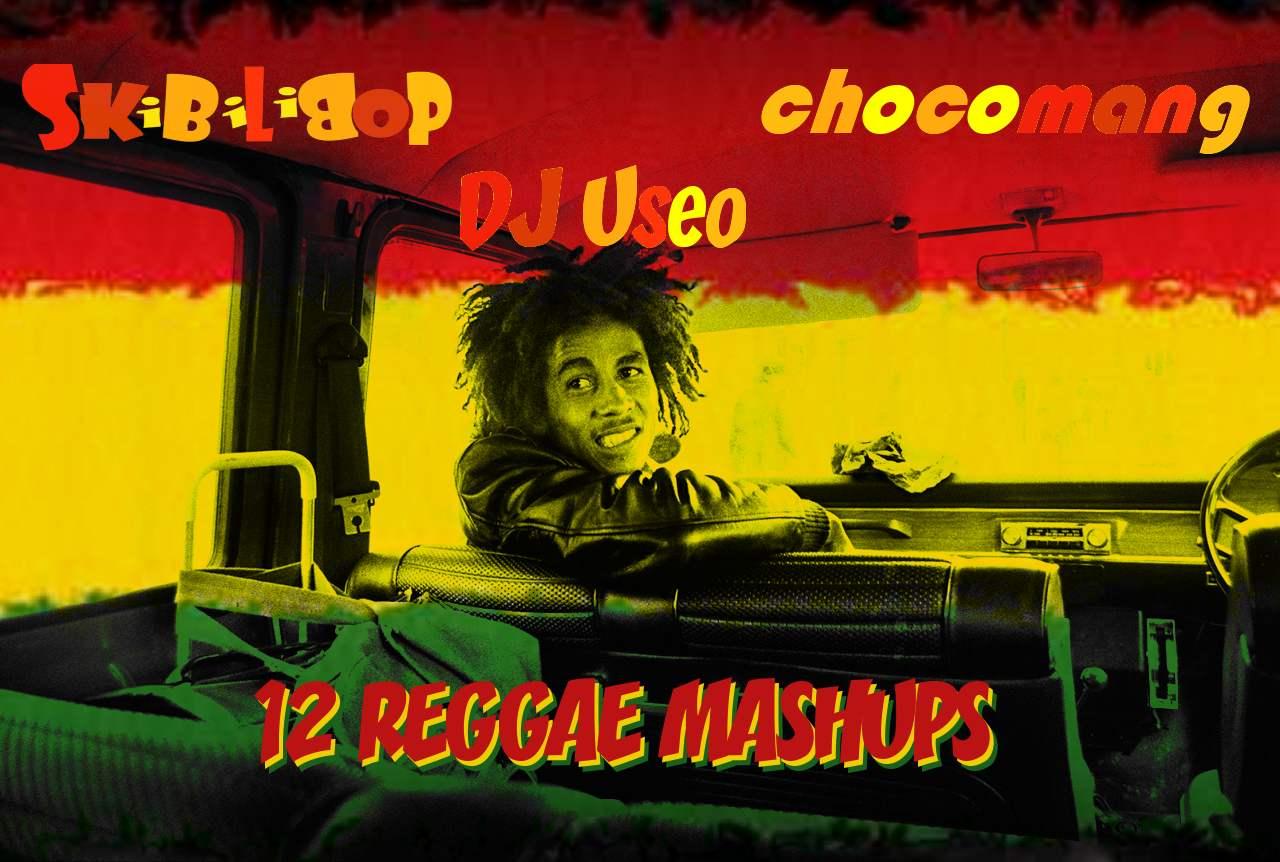 12 Reggae Mashups Large
