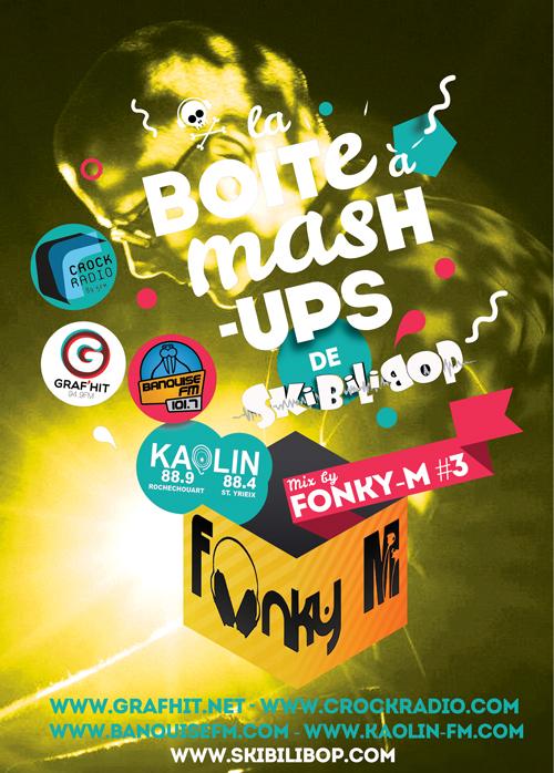 Mix by Fonky-M#3